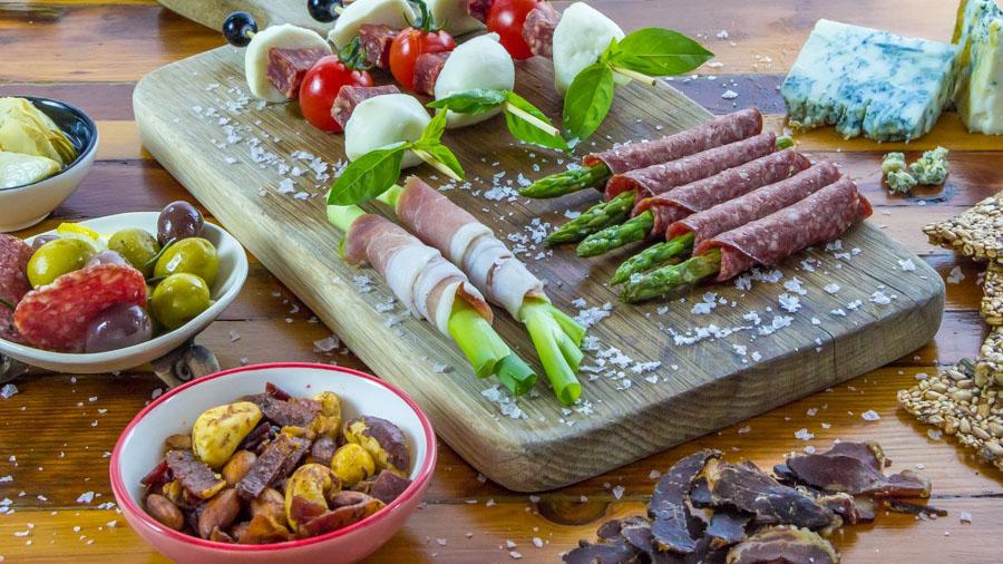 Banting Snack Platter Hartlief